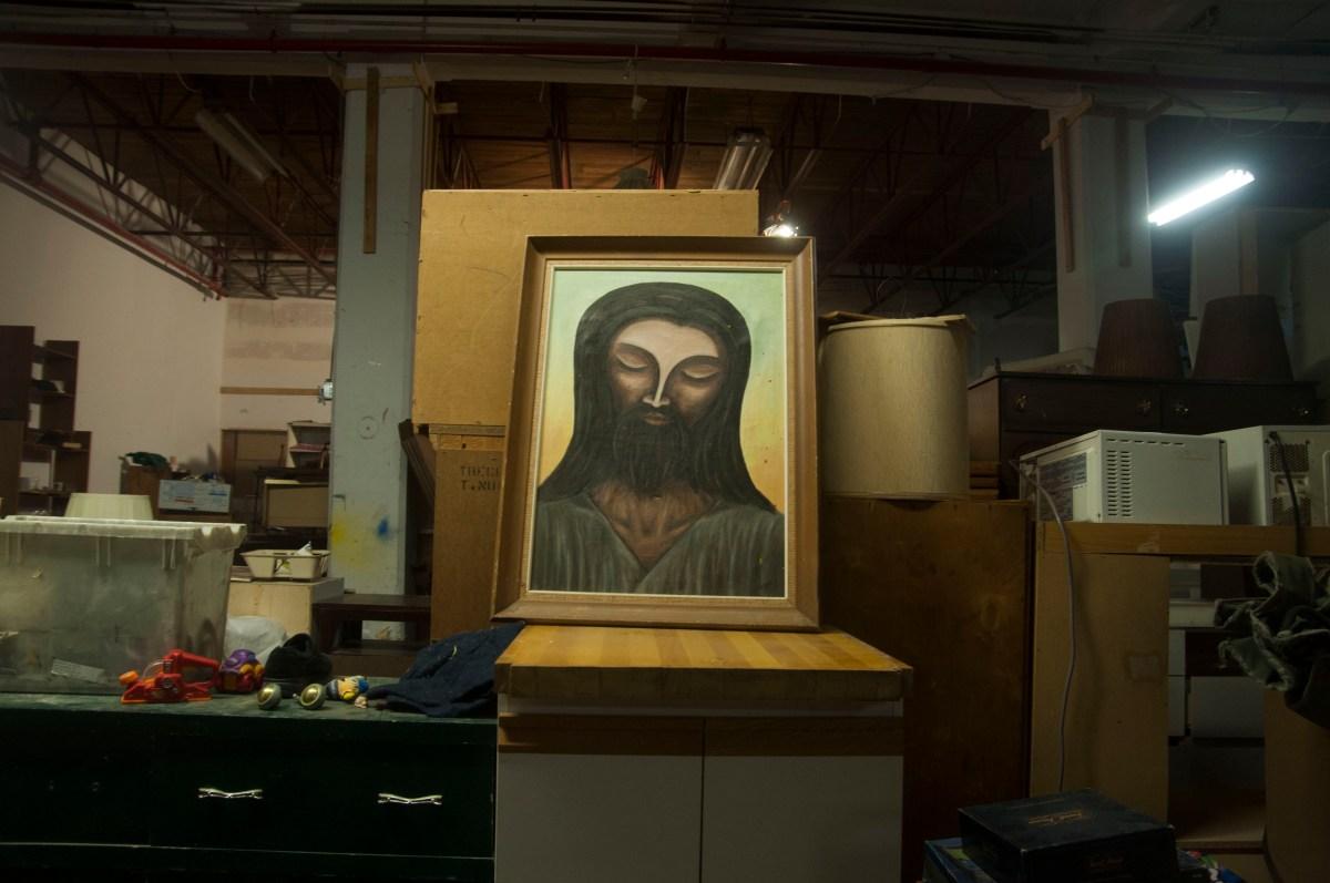 Wilson sells art, too.
