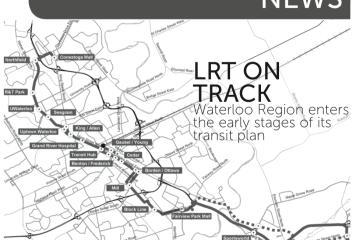 LRT on track