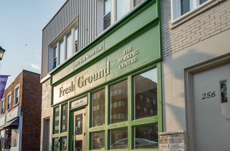Working Centre's New Facility, Fresh Ground, Opens Downtown