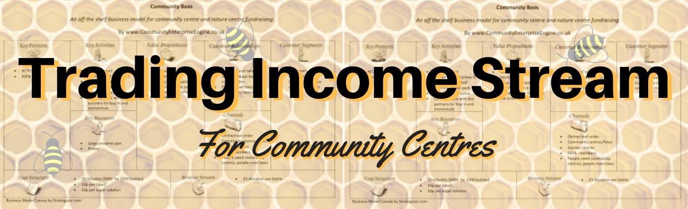 Community Bees Income Stream
