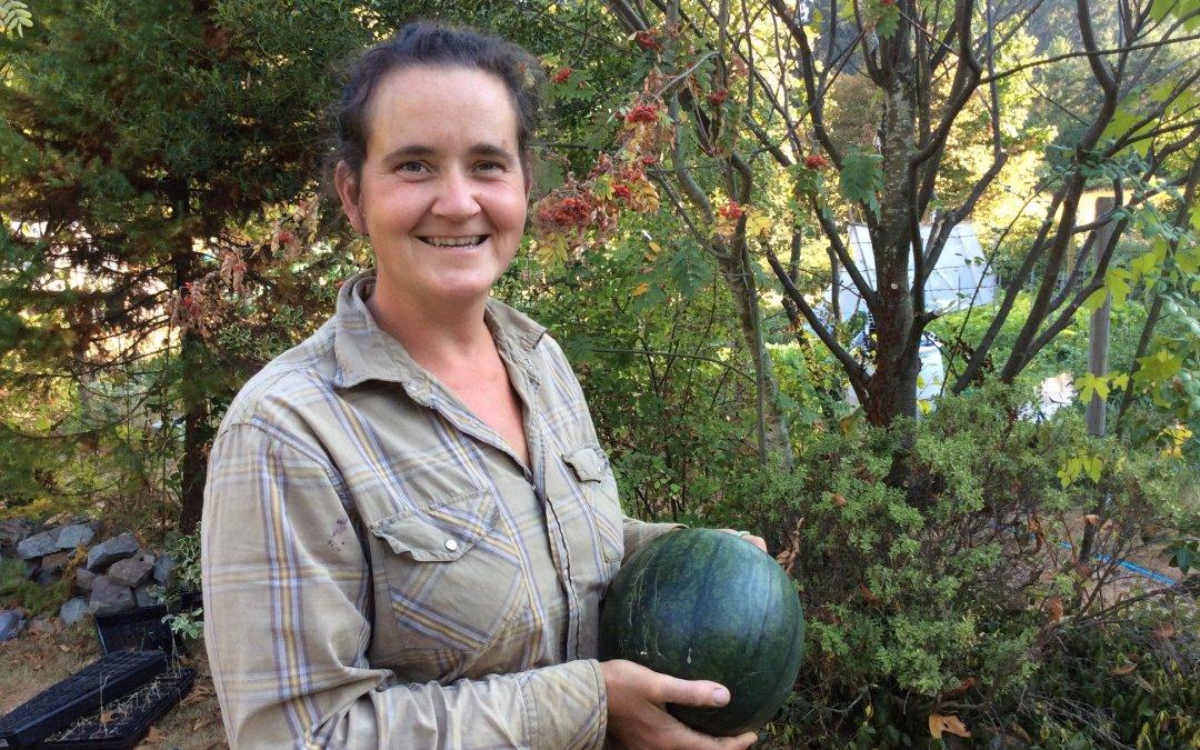Meet Caroline Fric, a farmer braving the pandemic