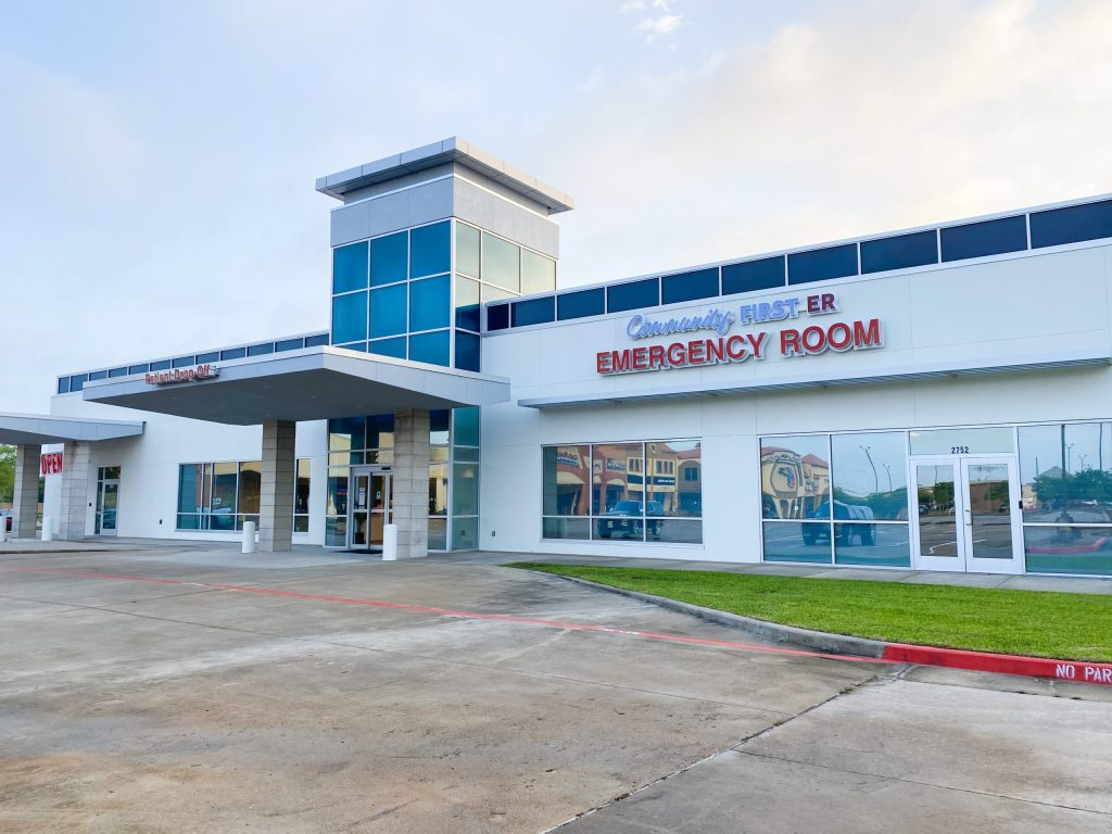 Community First Emergency Room | Contact