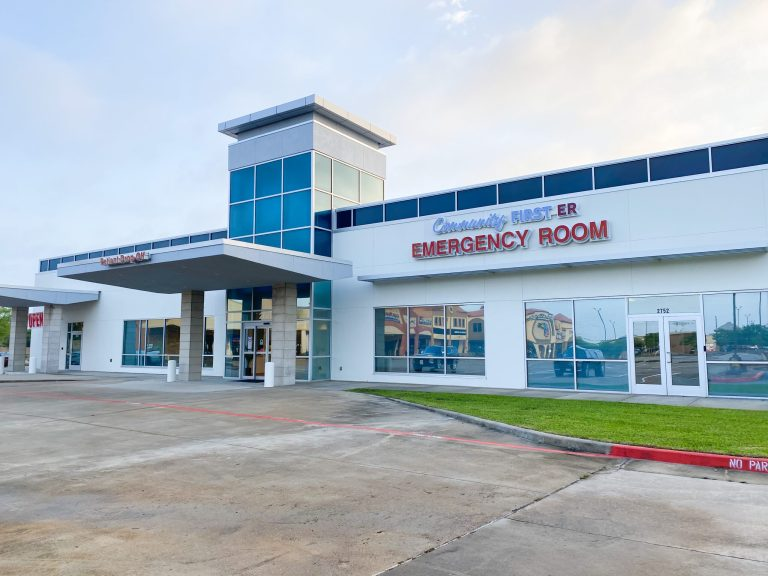 Community First Emergency Room | Locations