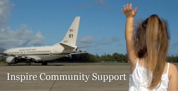Community Flights Airports - Inspire Community Support