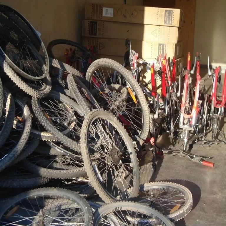 Bicycle enterprise