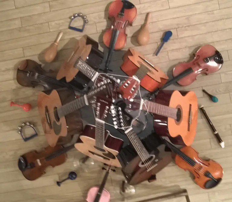 Old Instruments for New Players! Instrument Amnesty 2018