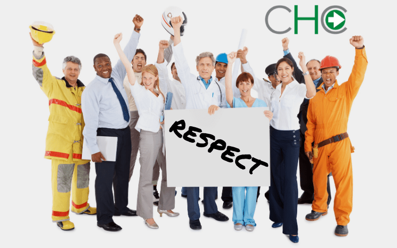 Building mutual respect in the workplace: strengthening teams