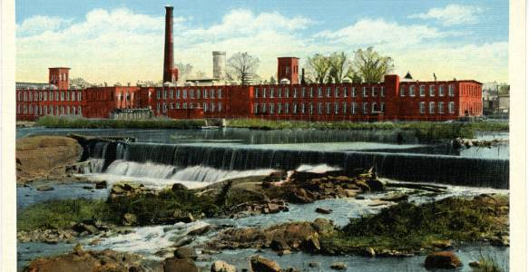 Rocky Mount Mills: From Adaptive Reuse to Community History