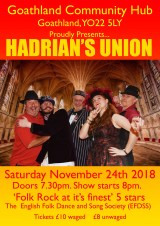Poster for Hadrian's Union