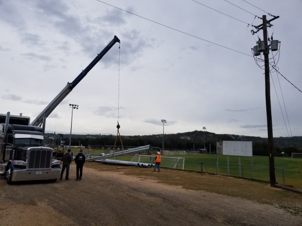 field of dreams sports complex surging