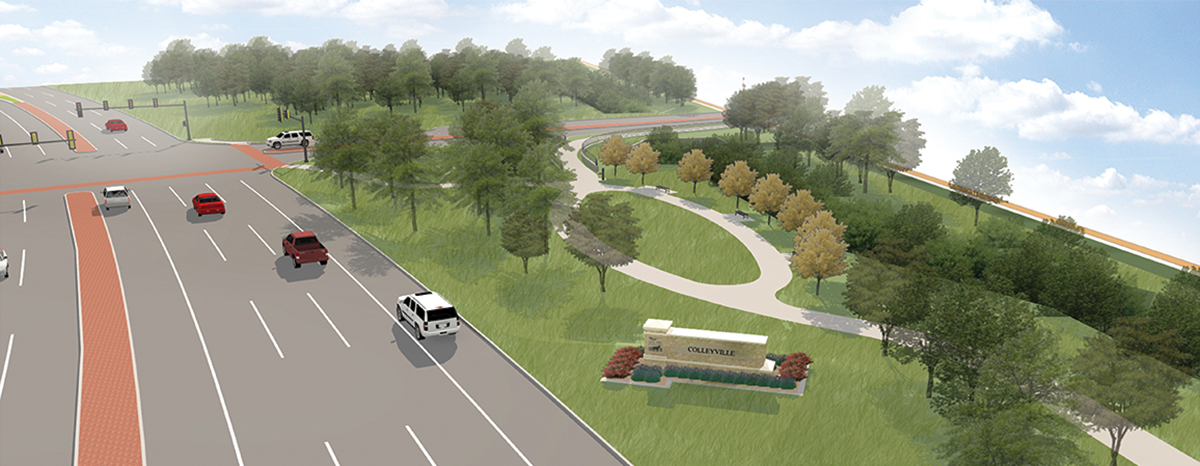 Cotton Belt Trail to connect four cities