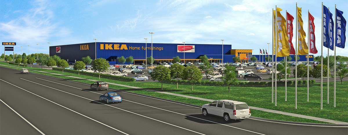 ikea plans to open second dfw location community impact