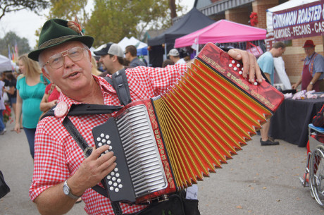 The Tomball German Christmas Market will be open Friday through Sunday.