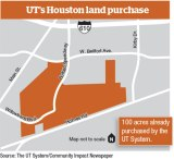 UT system creates task force for Houston expansion amid opposition