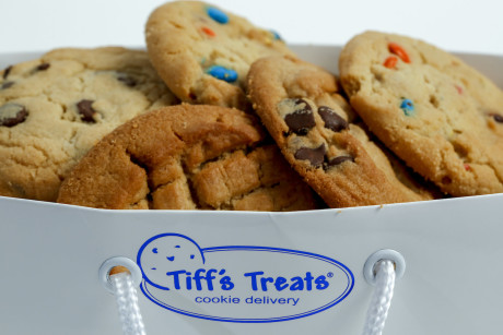 Tiff's Treats in The Woodlands will host a grand opening celebration from 9 a.m.-4 p.m April 16. Regular business hours will begin Sunday, April 17 at 10 a.m.