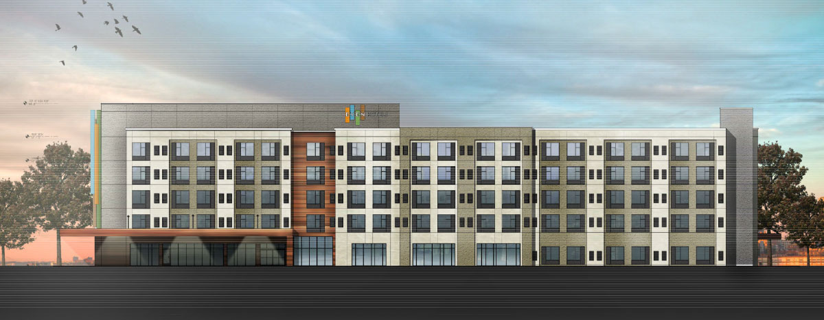 Even Hotels will open its first Texas location in Shenandoah by late 2017.
