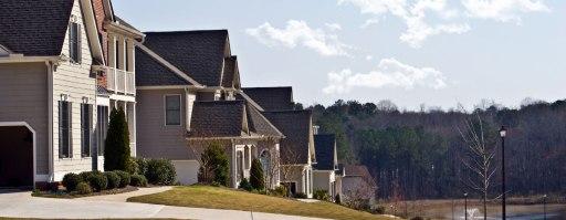 Georgetown's housing market