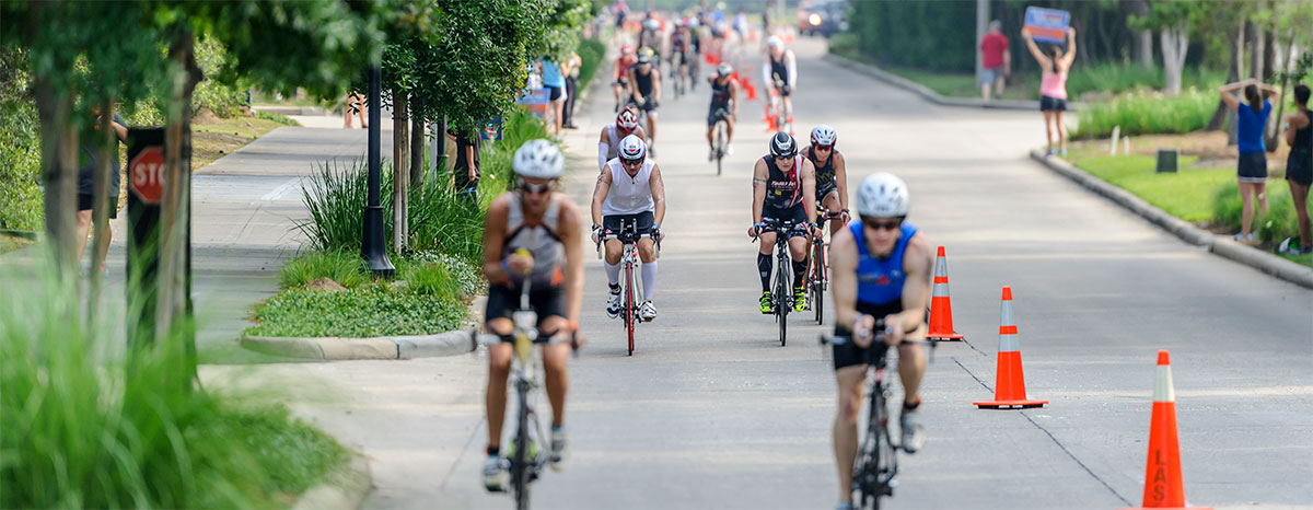 The Ironman North American Championship will return to The Woodlands April 22.
