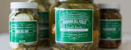 Texas Pickle Co. in Sugar Land was named a finalist in the 2016 Primo Picks Quest for Texas Best contest.