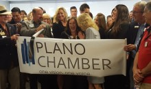 Plano Chamber of Commerce hosts ribbon-cutting for new business center