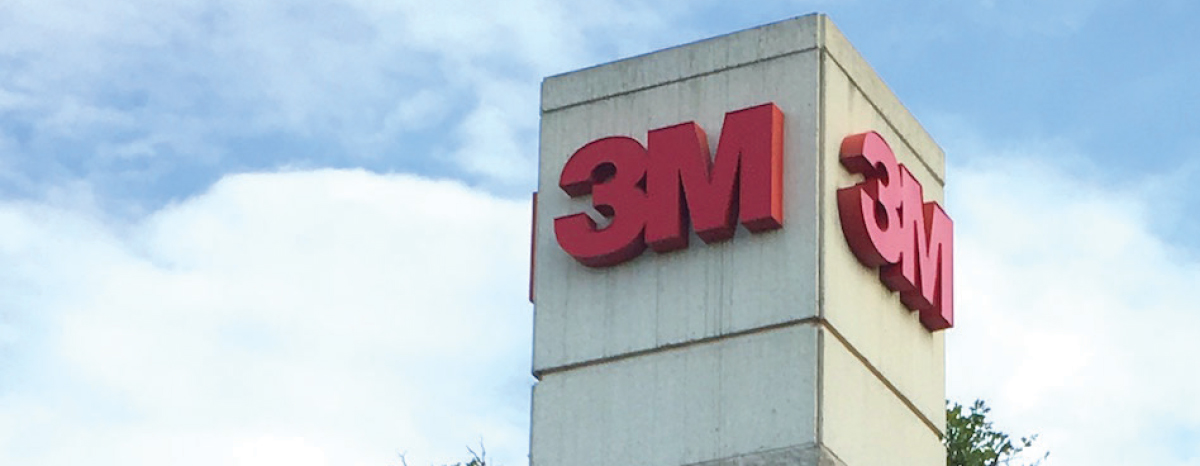 3M lists Four Points campus for sale