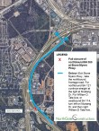 Northbound SH 360 in Grapevine to be closed from Sept. 23-26