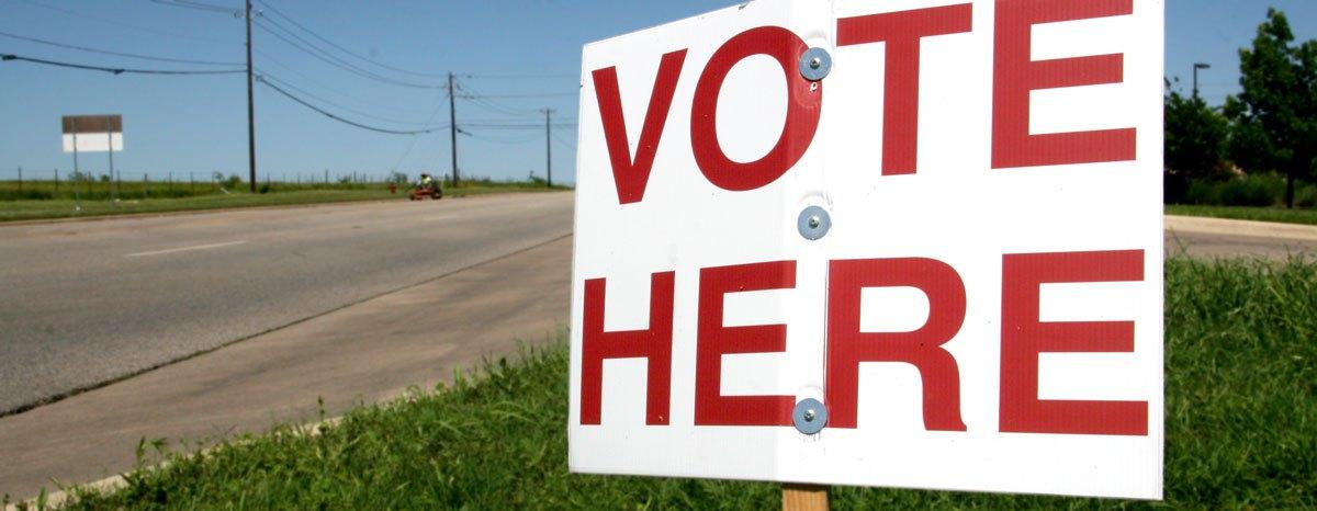 US Presidential Election 2016 Overseas Voter Ballot