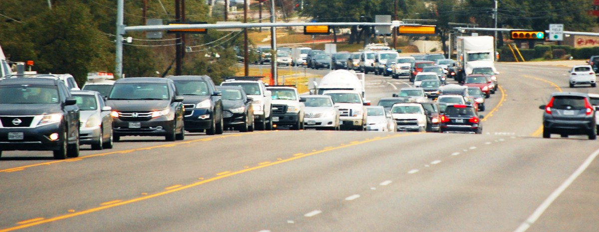 Voters weighed in on the $720 mobility bond in November.
