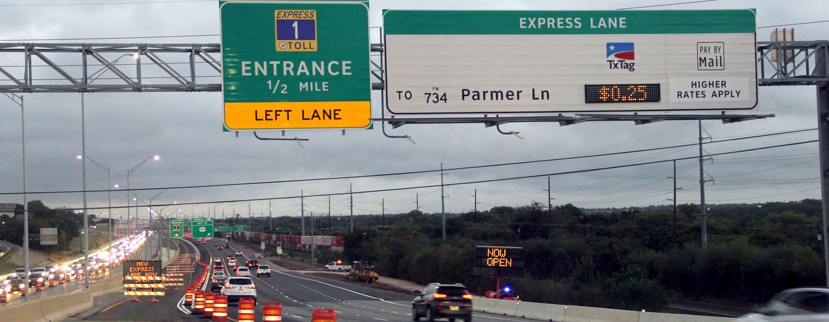 MoPac express lane