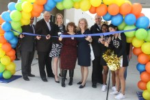 Cy-Fair ISD's first school-based health clinic celebrates grand opening