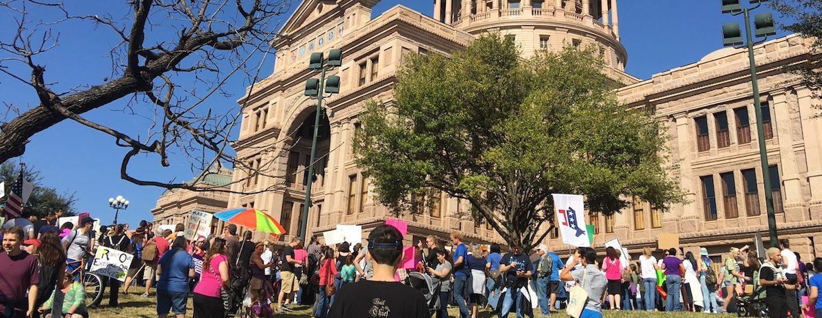 Women's March on ATX