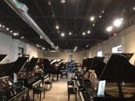 Piano gallery preparing for move to 18,000-square-foot facility in Plano