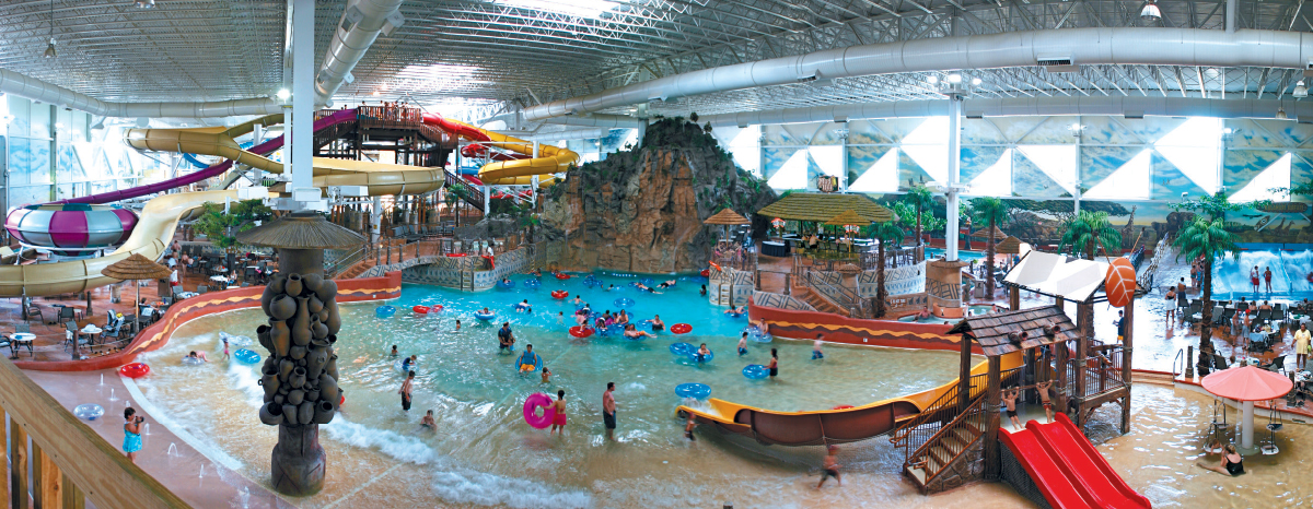 Officials say Kalahari will help drive Round Rock's economy