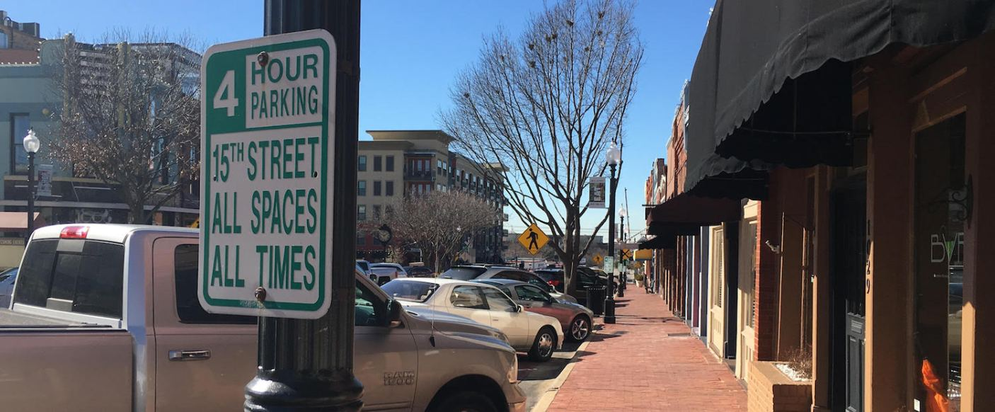 Plano City Council members on Jan. 23, 2017, approved an ordinance shortening the time limit on some downtown Plano parking spots from four hours to three.