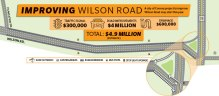 Conroe to expand Wilson Road