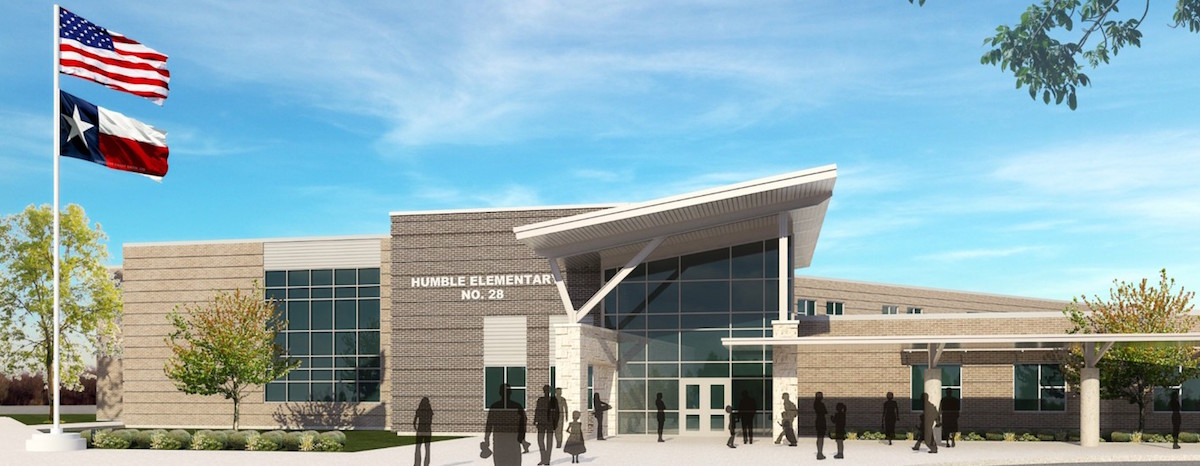 Humble Elementary School No. 28 opens in the Groves this fall.