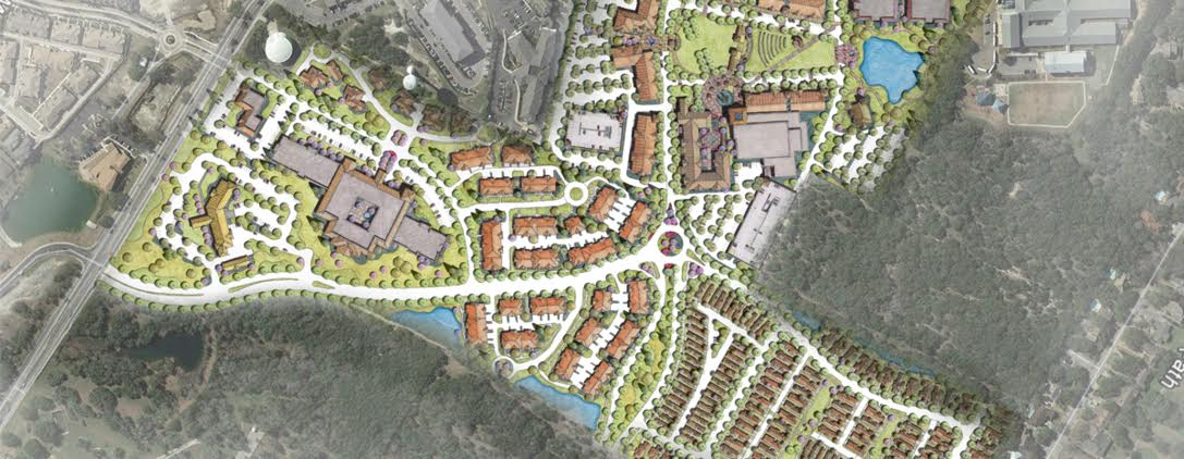 A new mixed-use community is slated to open in Lakeway.