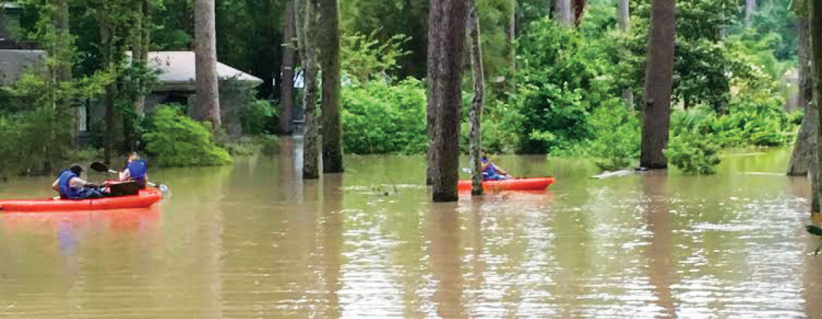 Flooding in Spring, Klein in 2016 spurs need for mitigation efforts