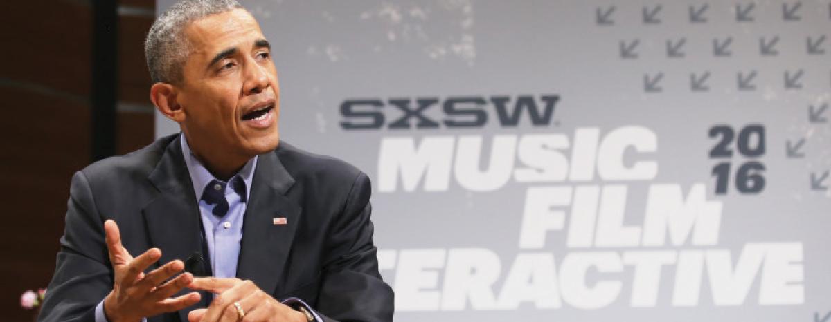 SXSW-Obama