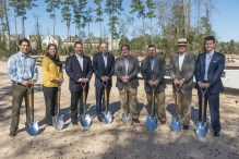Ground breaks on East Shore's newest luxury townhomes