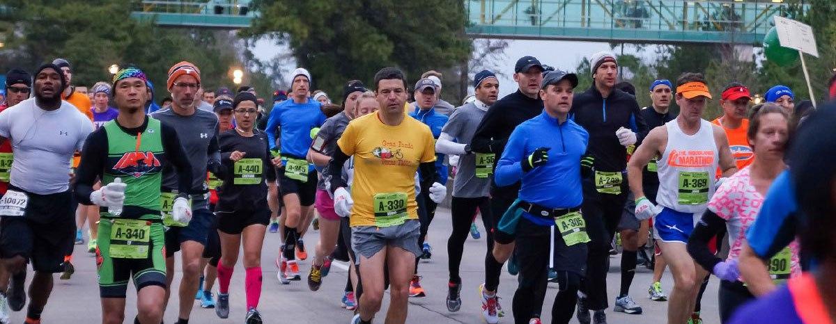 The Austin Marathon is Feb. 19.