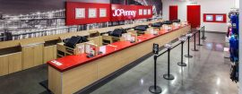 Plano-based J.C. Penney Co. is planning to close 130 to 140 stores and two distribution centers.