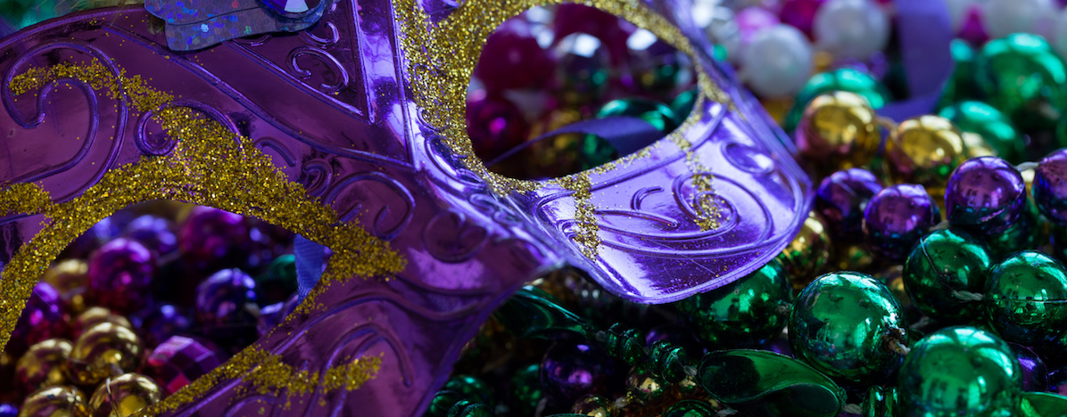 Mardi Gras is a pre-Lenten festival filled with street parades, masked balls, lavish dinners and a lot of tradition.