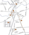 March transportation construction updates for Georgetown
