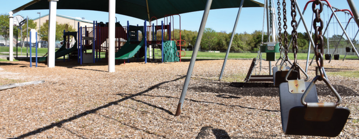 A play area has been approved for Timberline Elementary School.