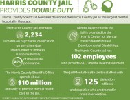 Mental health bureau adopts holistic approach to Harris County jail inmates