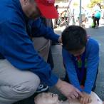 Woodlands CPR Ambassadors brings awareness to community, residents