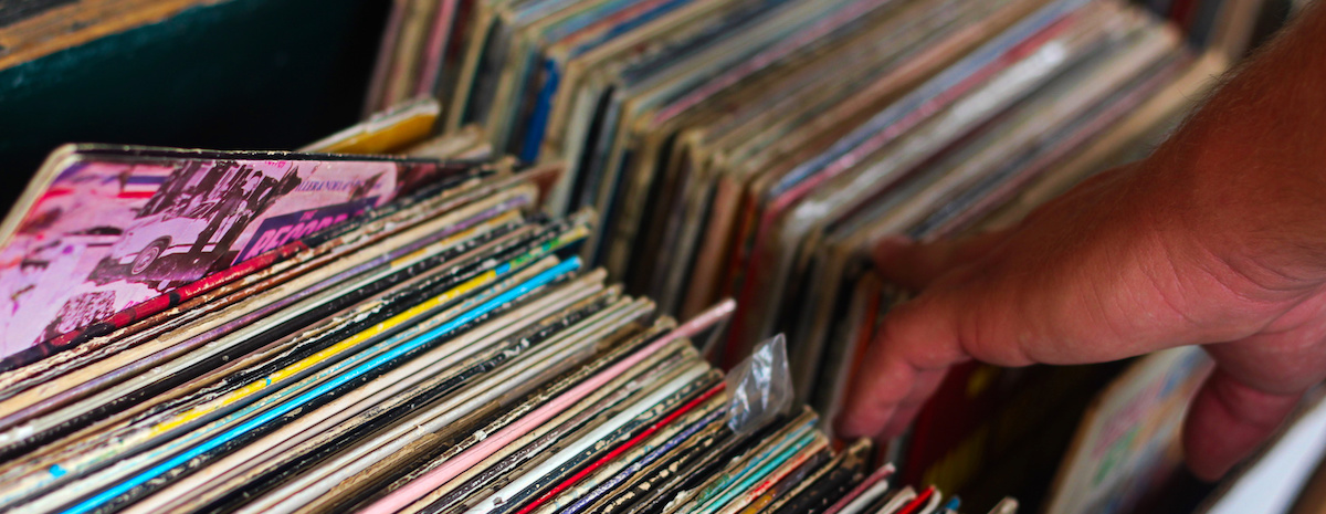 Record Store Day is April 22.