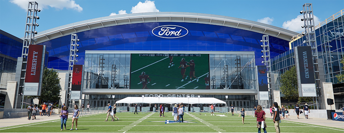 The Star in Frisco will host a variety of NFL Draft parties throughout the weekend.