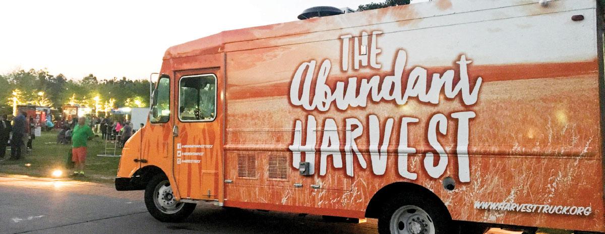 The Abundant Harvest